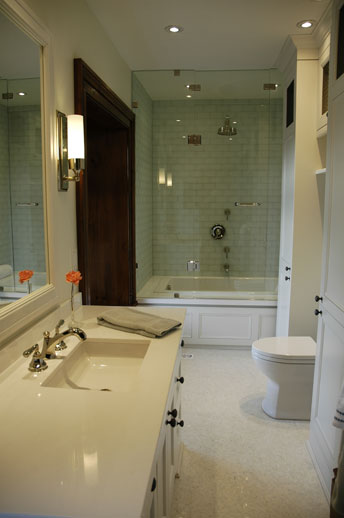 Collingwood Century Home Ensuite
