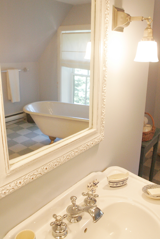 1870's Century Home Bathroom