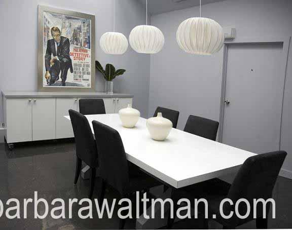 Television Casting Studio - Boardroom